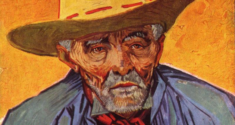 Reproductie van Gogh's