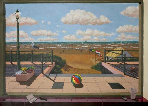 Tien voorbeelden van een betaalbaar schilderij op maat