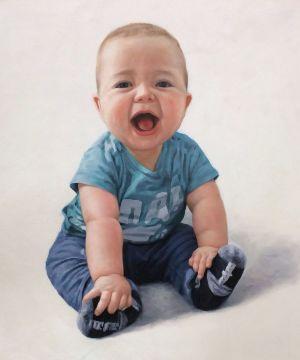 Maatwerk - portret kind