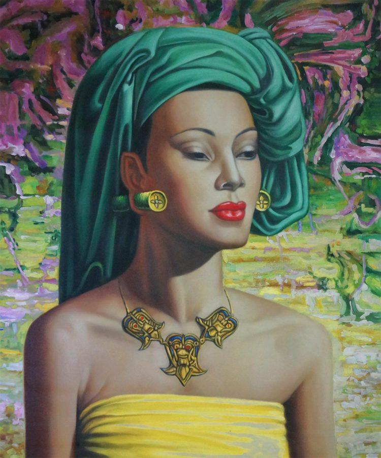 Wesley – Balinese vrouw