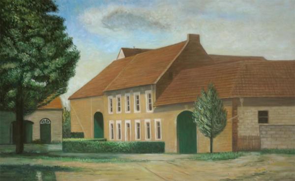 Kunst op maat - ouderlijk huis