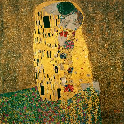 Impressionistisch liefdespaar