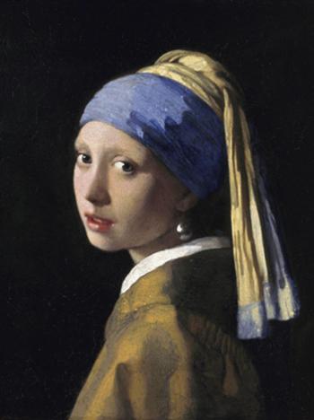 Grootmeester Vermeer naschilderen