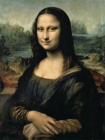 Grootmeester da Vinci naschilderen