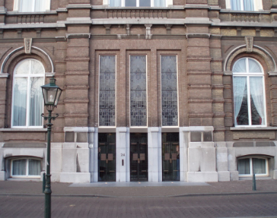 Sociëteit De Witte - Den Haag