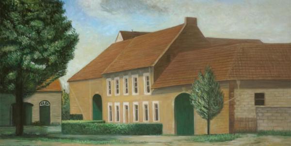 Kunst op aanvraag - ouderlijk huis