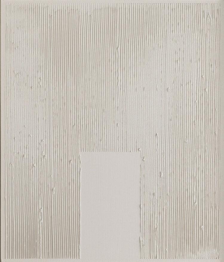 Zhang – lijnenschilderij
