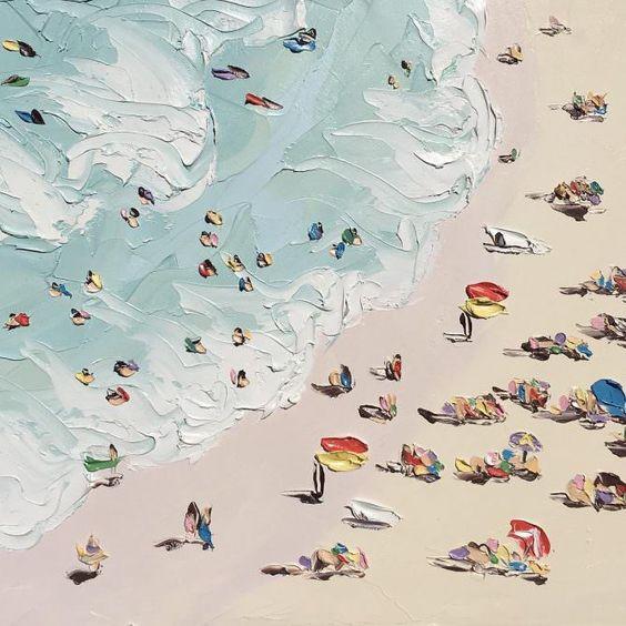 Serva Dollenkamp maatwerk schilderij