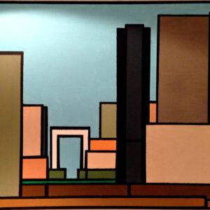 Erik – maatwerk abstracte gebouwen