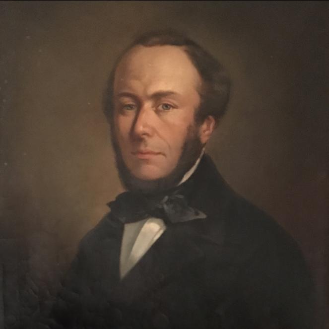 Lars- klassiek portret