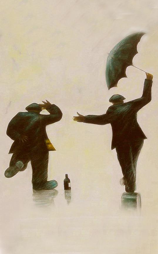 Martin – mannenschilderij